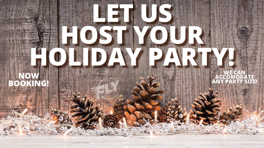 FLY – web holiday parties
