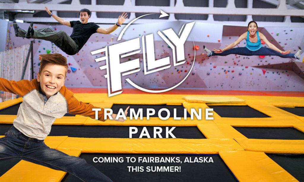 Fly Trampoline Park, Fairbanks, Alaska
